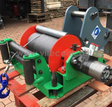 Argano idraulico 20 viteconica manutenzioni for Argano usato