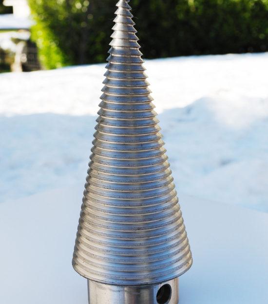 Vite conica spaccalegna diam. 85 mm – per piccole macchine agricole